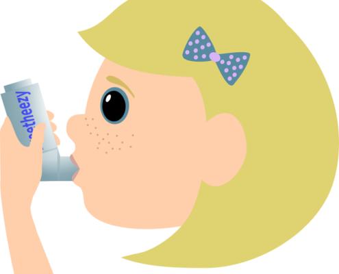 אסתמה בילדים, טיפול באסתמה באמצעות דיקור סיני וצמחי מרפא | מרכז דפנה